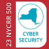 23NYCRR 500 Cyber Requirements